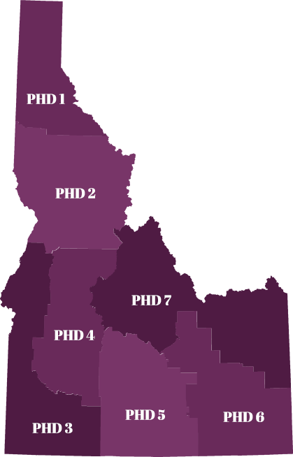 Idaho Public Health Districts